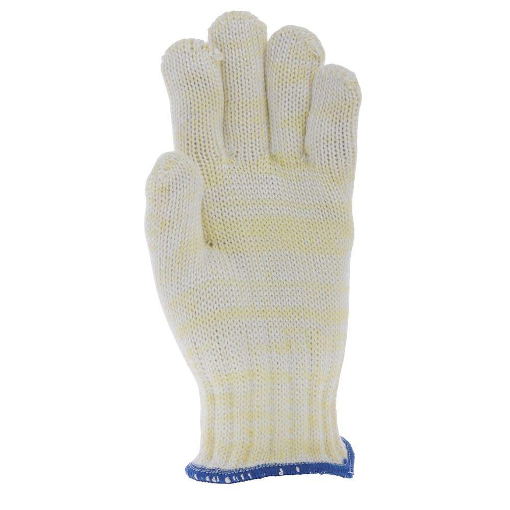 Tucker Safety Jomac Beige Nomex High Heat Oven Glove with Kevlar Fibers - Medium
