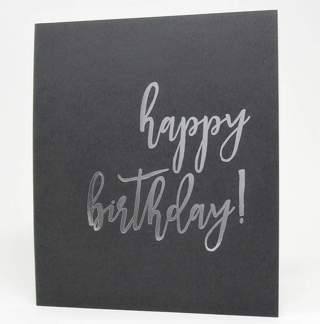 Happy Birthday Guest Book For Polaroid Photos, Instax Guest Book For Birthday Party Silver Decorations, Birthday Boy Guest Book For Baby Birthday 130 Pgs, 8.5x7 Guest Book For Birthday Party (GR/Slvr)