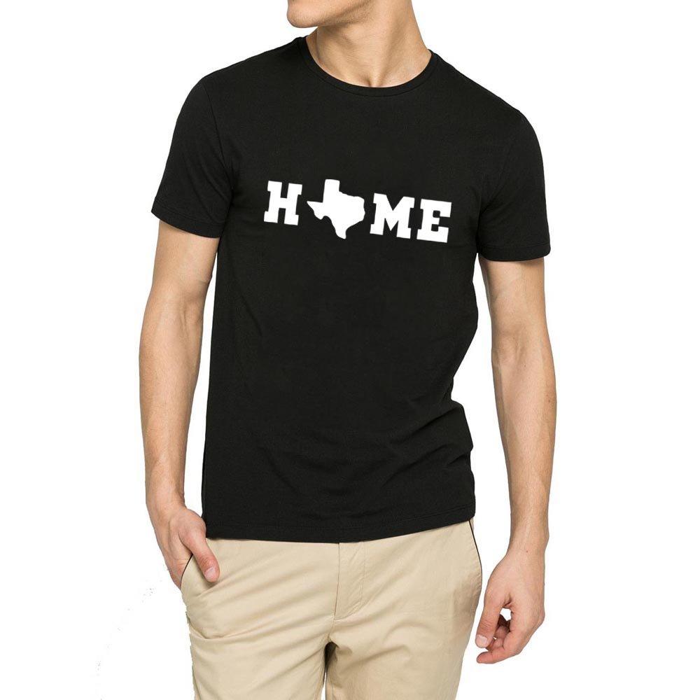 Loo Show Texas Home State Casual T Shirt Tee