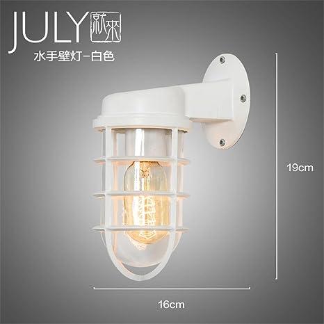 BOOTU lámpara LED y luces de pared En el diseño de Artes Industriales retro Restaurant Lounge