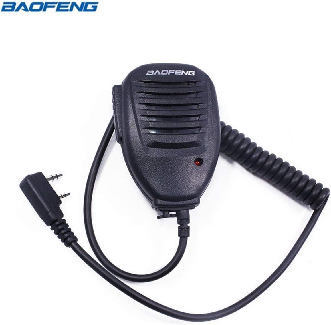 Amazon.com: BF 8 Pin Handheld Remote Radio Speaker Mic for Baofeng