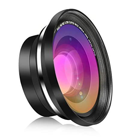 Review Wide Angle Lens, RegeMoudal