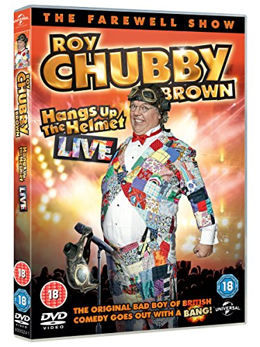 Thanks Roy chubby brown shows can