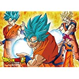 100-piece jigsaw puzzle Dragon Ball super super evolution! Goku large piece (18.2x25.7cm)