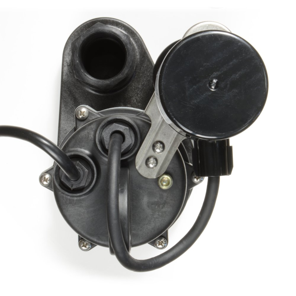 ECO-FLO Products SPP33V Thermoplastic Sump Pump with Vertical Switch, 1/3 HP, 3,600 GPH by ECO-FLO Products (Image #4)