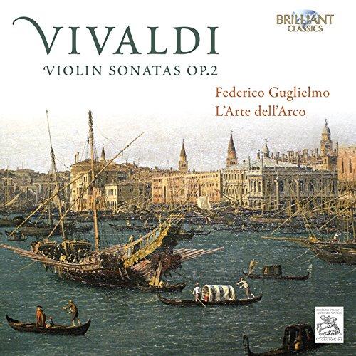 Harpsichord Complete Sonatas (Vivaldi: Violin Sonatas, Op. 2)
