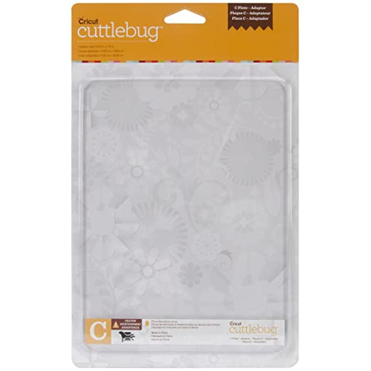 Provo Craft Cuttlebug Adapter Plate C
