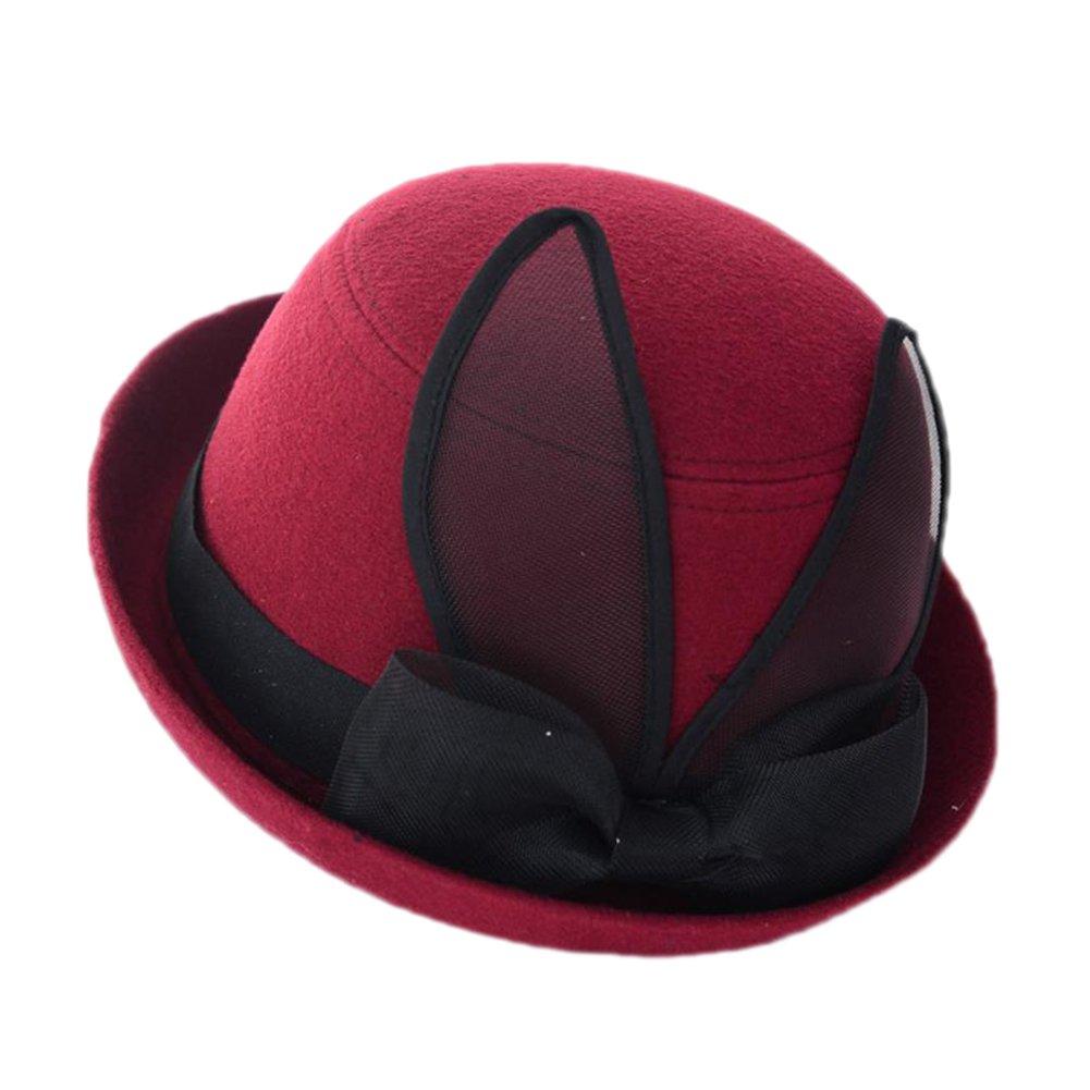 Dosige Sombrero de invierno Sombrero de mujer Sombrero de fieltro Otoño e Invierno Regalo ideal para...