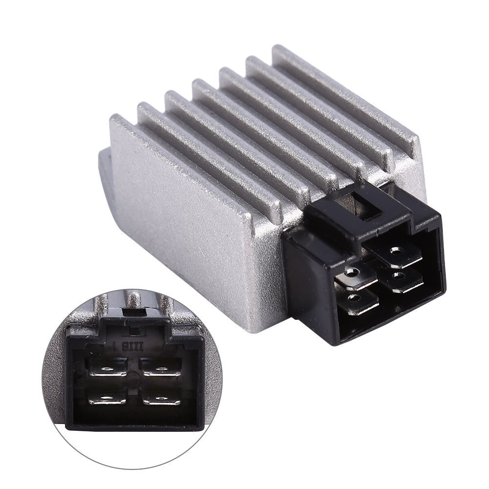 Li Bai Voltage Regulator Rectifier Polaris Outlaw 50 90 Predator50 RZR170 Sportsman90 ATV 08-15 OUTLAW 90 07-14 0453479