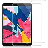 Aidina iPad Air 2019 フィルム iPad Air 3 10.5インチ ガラスフィルム 2枚入り 旭硝子 硬度9H 耐衝撃 超薄0.3mm 高透過率 耐指紋 気泡ゼロ 自動吸着 液晶保護フィルム 強化ガラス