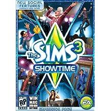 Electronic Arts The Sims 3: Showtime, PC PC ENG vídeo - Juego (PC, PC, Simulación, T (Teen)) - Windows