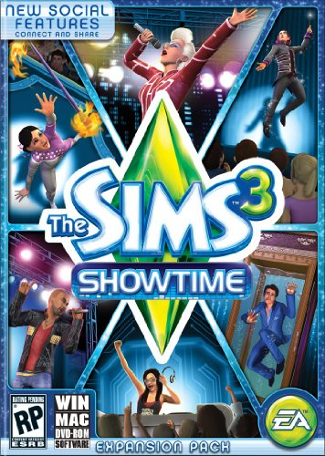 Price comparison product image The Sims 3: Showtime - PC / Mac