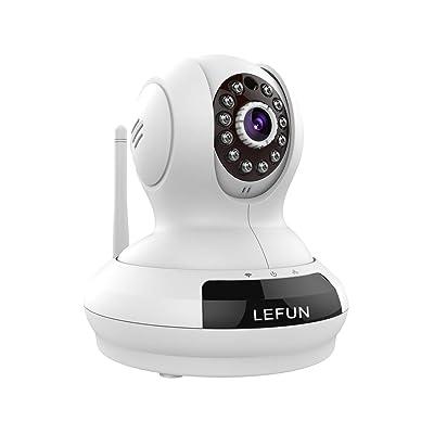 LeFun 720p Wireless Surveillance Camera for Baby Monitor