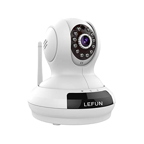 Amazon com : LeFun Wireless Camera, Baby Monitor WiFi IP