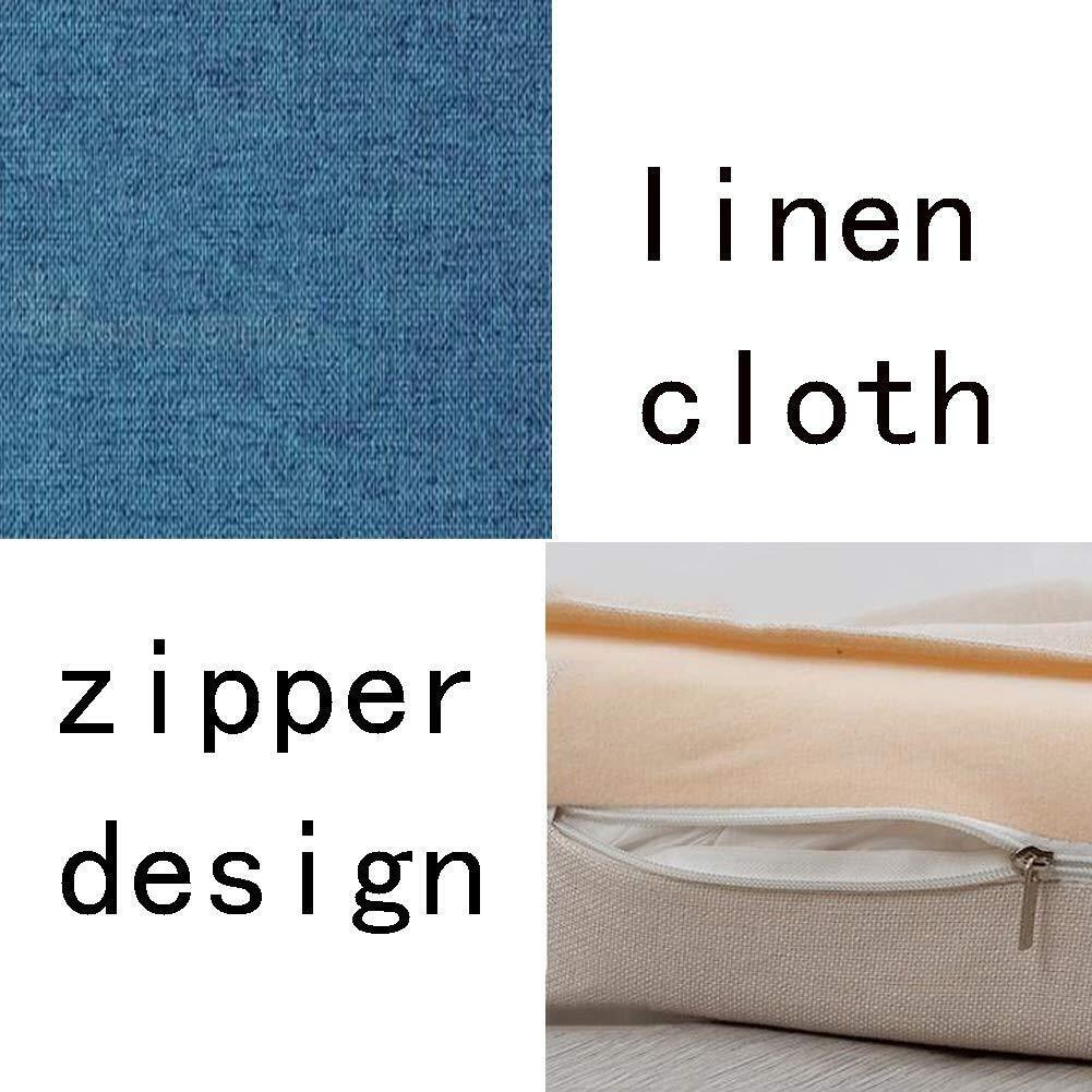 Amazon.com: CHUDAN+ - Cojín de cuña triangular tapizado ...