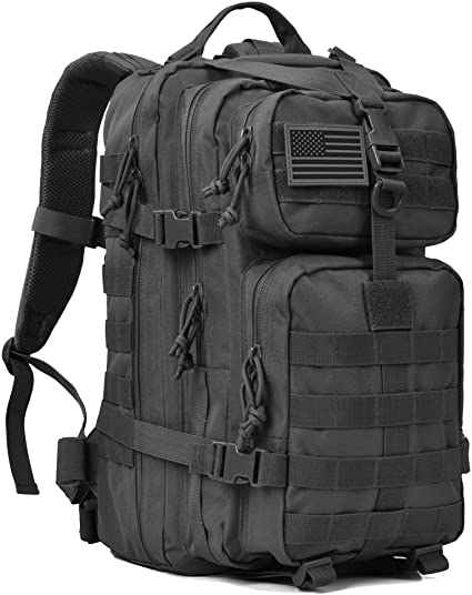 Waterproof Tactical Military Backpack Army Assault Pack Molle Rucksack 30L