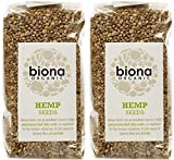 (2 Pack) - Biona - Org Hemp Seed | 250g | 2 PACK BUNDLE