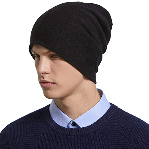 JIUMU Women s Hats Wool Autumn Winter Beanie Vogue 2018 Wool Warm Solid  Skullies Beanies Knitted Hat 988a1aa0aaac