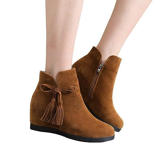 c5a0717d0c4b Amazon.com  Amiley women boots winter