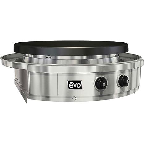 EVO Affinity Classic - Parrilla de Gas integrada de 30 g ...