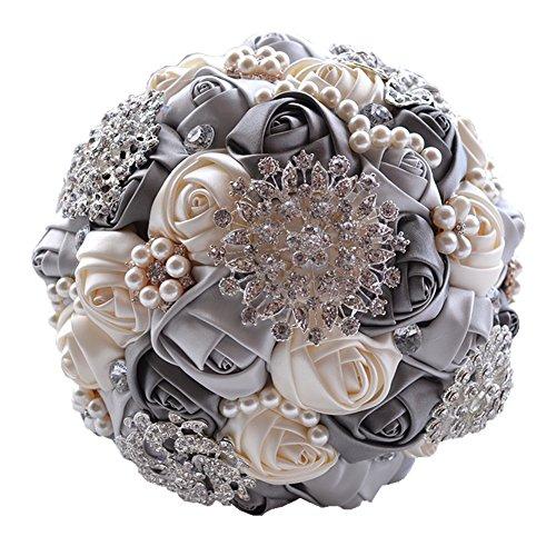 Wedding Brooch Bouquet: Amazon.com