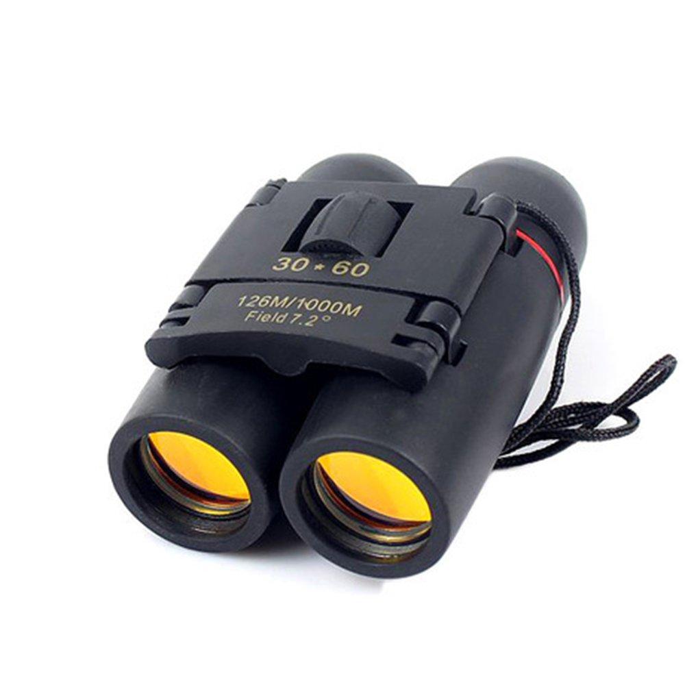 baliyin 30 x 60高定義と高電源レッドFilm low-light-levelナイトビジョン双眼for Bird Watching、キャンプ、Seeingコンサート B078YKHMDG