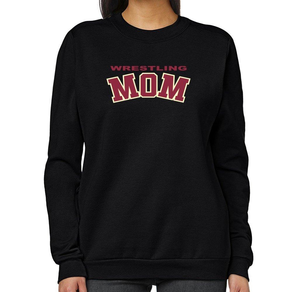 Teeburon Wrestling MOM Women Sweatshirt