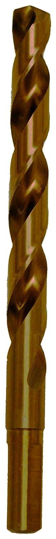 SF Tools a9144: 51111 Kobalt vergoldet High Speed Bohrer mit 3/8 Zoll rot Schaft 7/16 Zoll, 1 Stü ck TG Tools A9144:51111