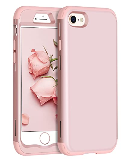 hybrid shockproof iphone 8 case
