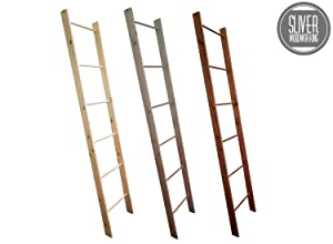 Decorative Blanket Ladder- 4FT 5FT 6FT 7FT and 8FT Quilt Ladder Rack