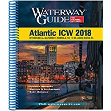 Waterway Guide Atlantic ICW 2018: Intracoastal Waterway: Norfolk, Va to St. Johns River, Fl