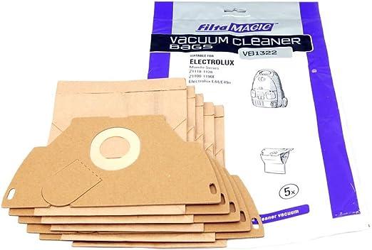 Electrolux Mondo bolsas para aspiradora Electrolux: Amazon.es: Hogar