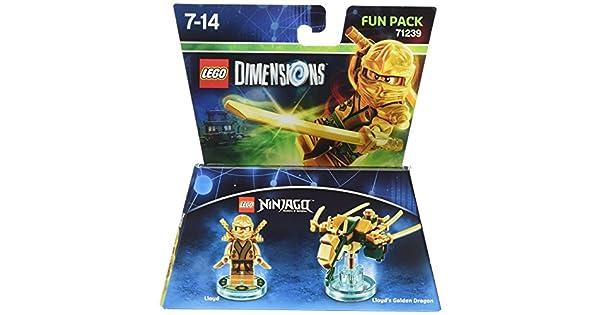 Warner Bros Interactive Spain Lego Dimensions - Ninjago Lloyd ...