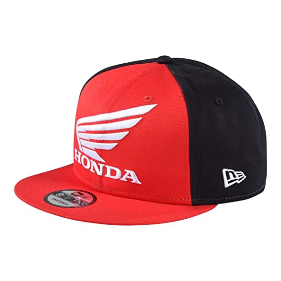 588b03b531d Image Unavailable. Image not available for. Colour  Troy Lee Designs Honda  Red Wing Snapback Cap