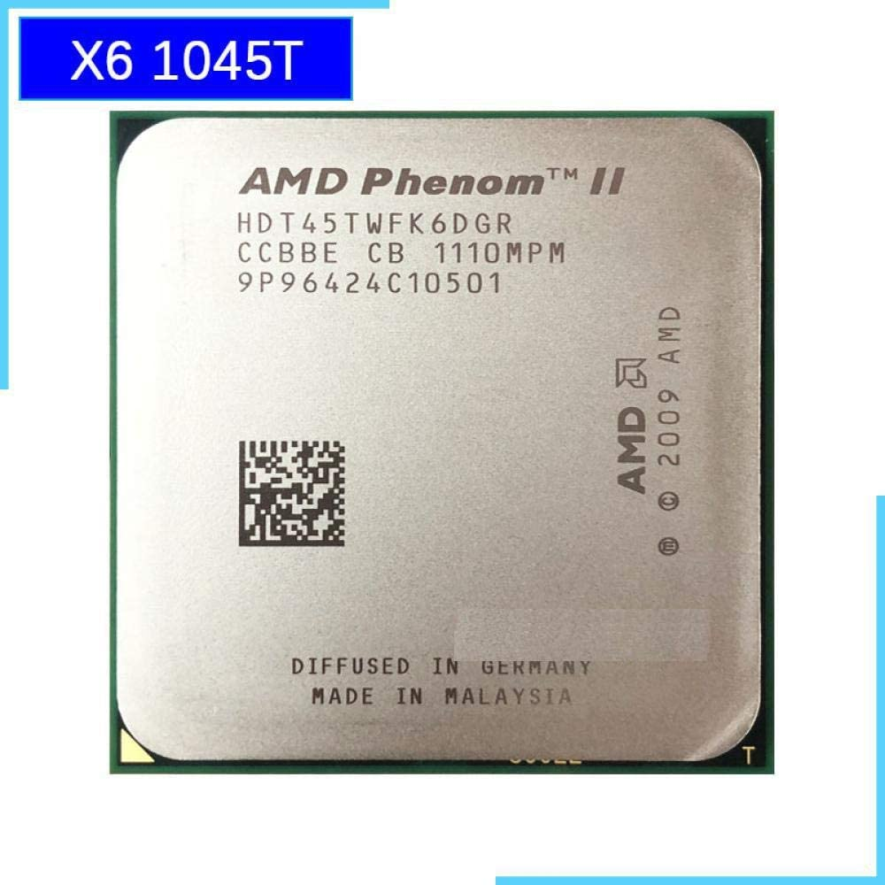 AMD Phenom II X6 1045T 1045 2.7 GHz Six-core CPU Processor HDT45TWFK6DGR Socket AM3