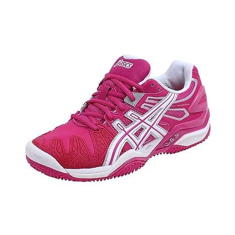 Zapatillas de Padel Gel-Resolution 5 Clay 2014: Amazon.es: Zapatos ...