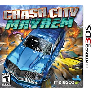 Crash City Mayhem - Nintendo 3DS