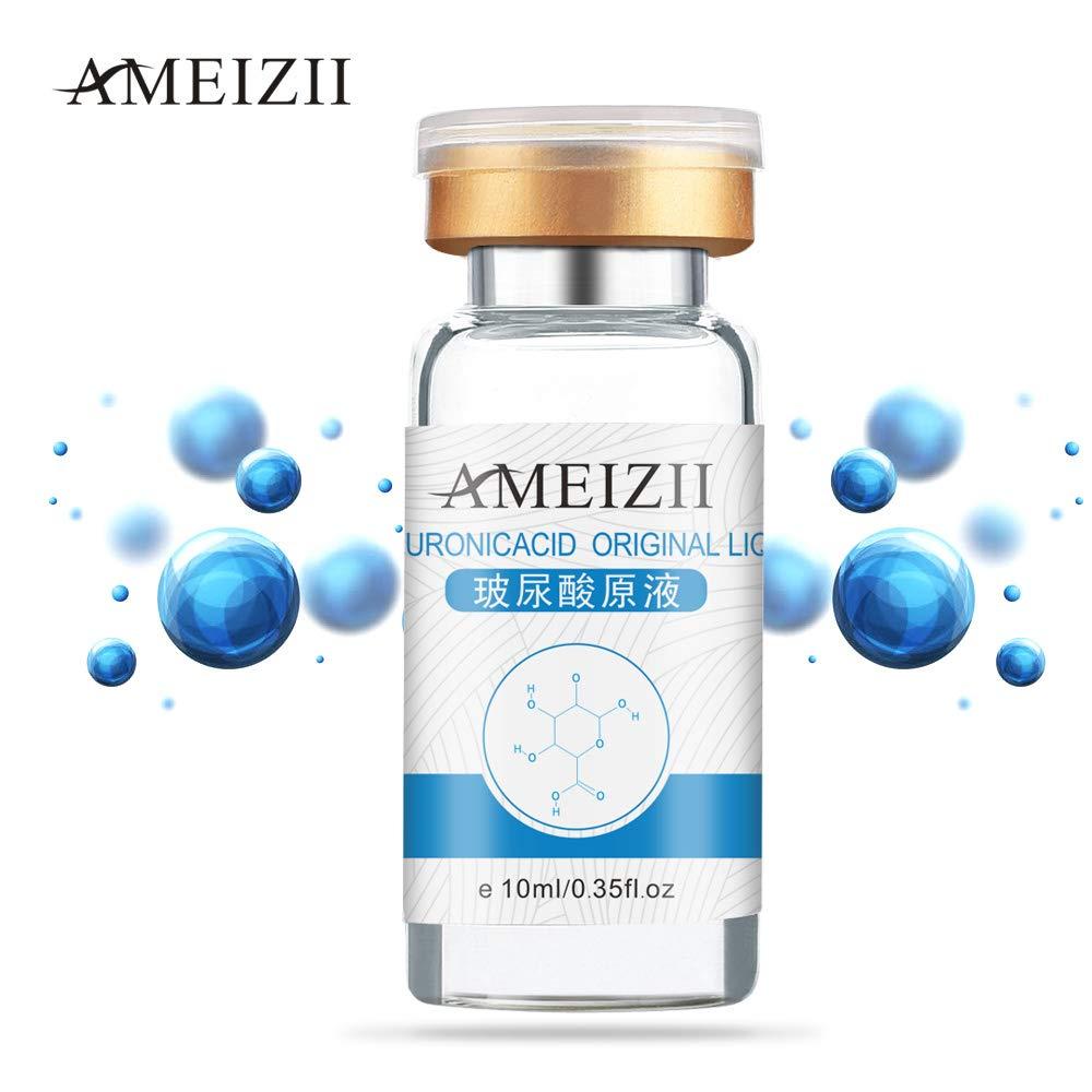 AMEIZII 10ml Hyaluronic Acid Serum Serum Moisturizer For Skin Color Brightening Essence Liquid by Anself (Image #1)