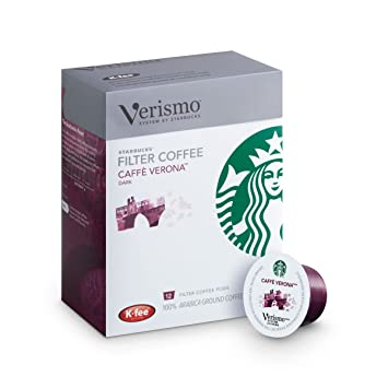 Starbucks® Verismo™ Caffe Verona® Coffee, 72 Pods