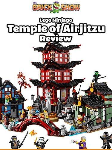 Review  Lego Ninjago Temple Of Airjitzu Review