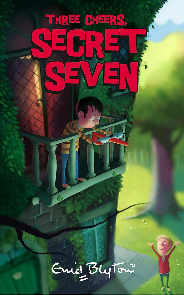 Download Three Cheers, Secret Seven pdf