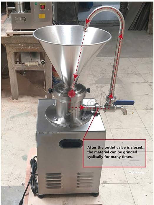 Amazon.com: Comercial Mantequilla eléctrica Acero inoxidable ...