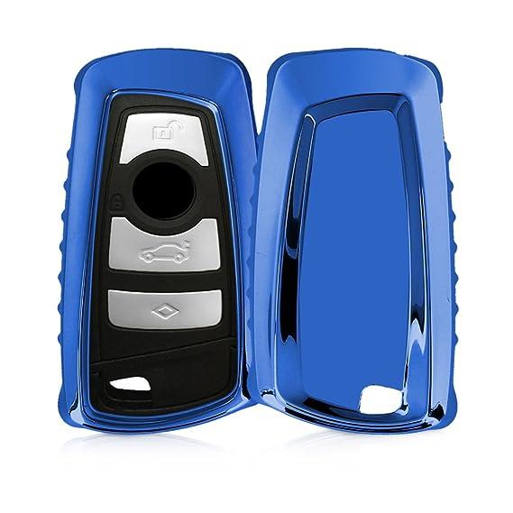 Amazon Com Kwmobile Bmw Car Key Cover Soft Tpu Silicone