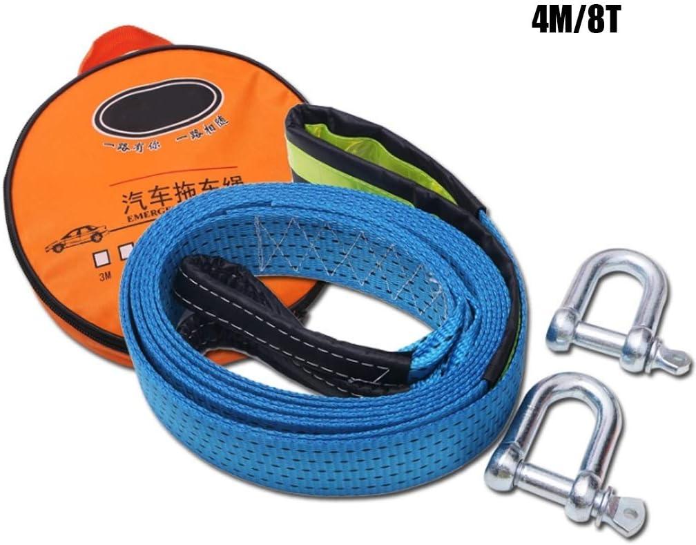 Remolque Cuerda Accesorios Cuerda de remolque de 8 toneladas ...