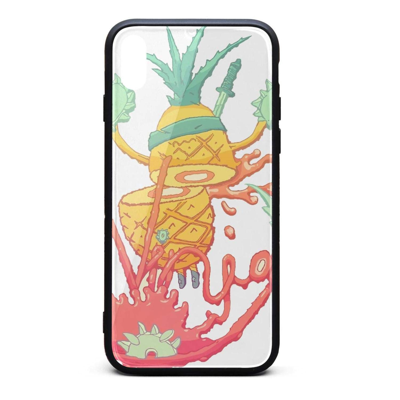 Amazon.com: Ninja Fruit Pineapple Iphonexs Max Case ...