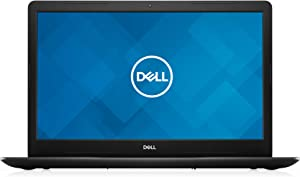 "Dell Inspiron 17"" Laptop,i3780-7349BLK-PUS,8th Gen Intel Core i7-8565U Proc (8MB Cache, up to 4.6 GHz),8GB, 1x8GB, DDR4, 2400MHz,2TB 5400 RPM 2.5"" SATA Hard Drive,W10 Home 64,UHD Graphics 620 Shared"