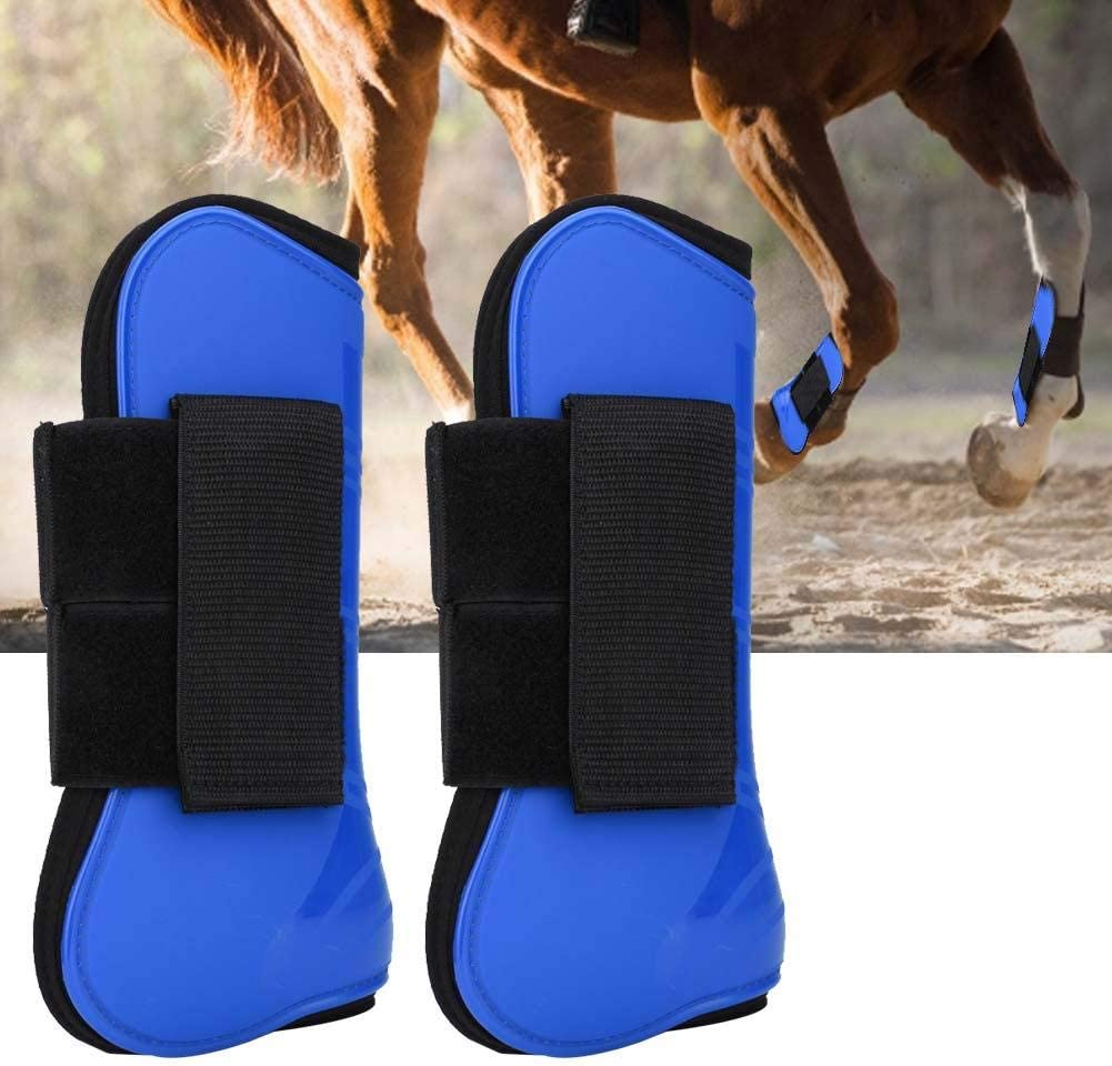 Sold in Pairs 2584P Flexible Protective HyImpact Pro Tendon Boots for Horses /& Ponies- Quality Performance Boots