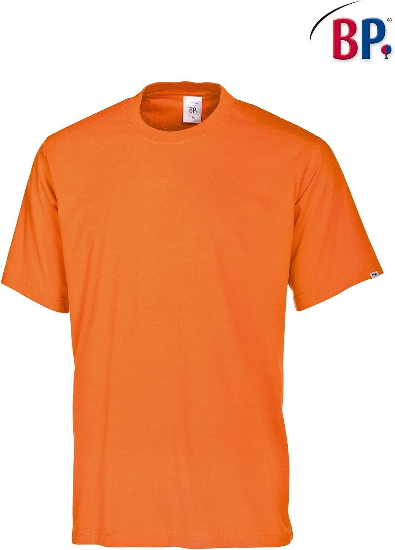 BP T-Shirt 1621 171 f/ür Sie und Ihn Arbeitsshirt aus strapazierf/ähigem Mischgewebe verschiedene Ausf/ührungen