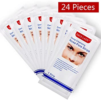 Strip cleansing strips