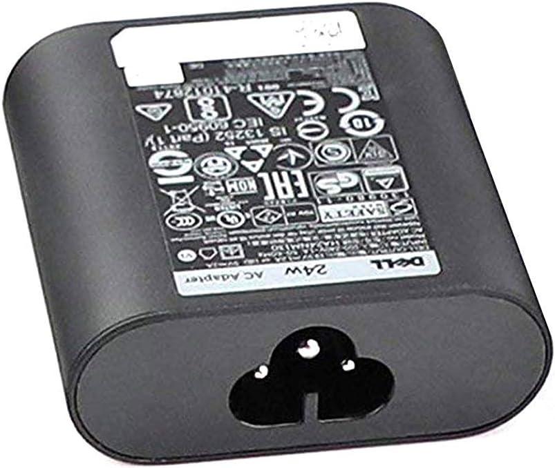 Original Tablet Charger for dell Venue 8 7 11 Pro 100V-240V 1A 50-60Hz 24W AC Power Adapter Supply DA24NM130 77GR6 077GR6 CN-077GR6 FX429 C1R5R KTCCJ 1FMRP XDYHF 492-BBND 492-BBNH